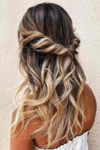Hairstyles With Blonde Highlights Picture 2