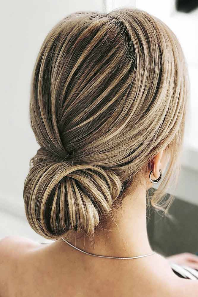 Chignon Hairstyles For Every Day Picture 3
