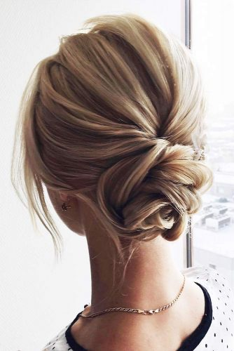 Chignon Hairstyles For Every Day Picture 4