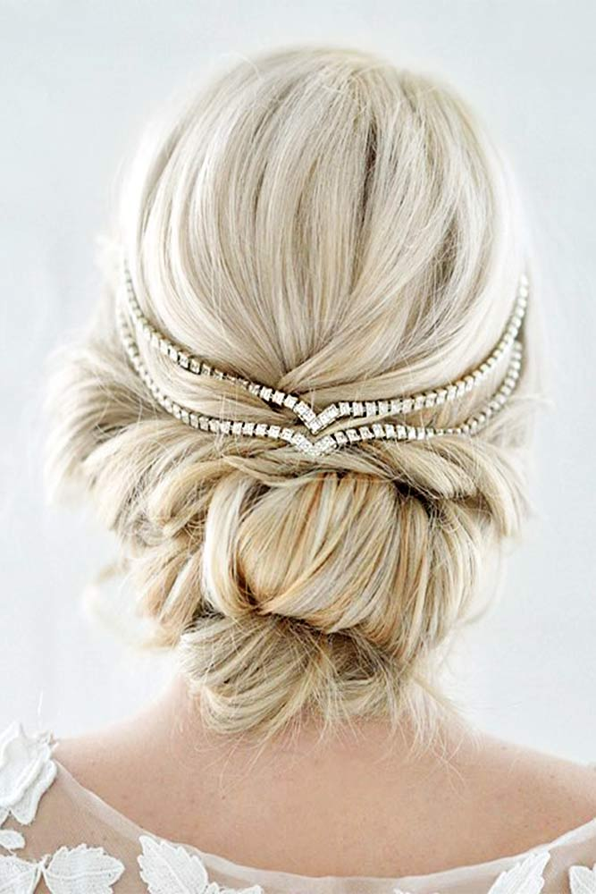 Amazing Chignon Hairstyles for Special Evenings Picture 3