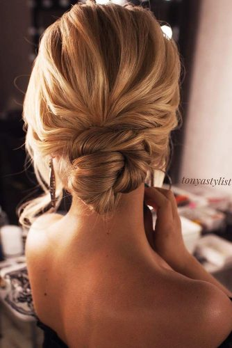 Chignon Hairstyles For Every Day Picture 5