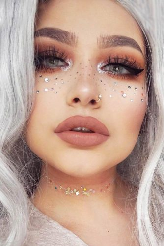 Glitter Makeup Looks picture 5