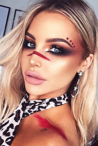 Popular Coachella Makeup Ideas picture 1