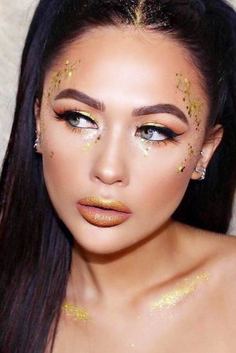 Glitter Makeup Looks picture 3