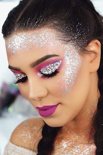 Glitter Makeup Looks picture 2