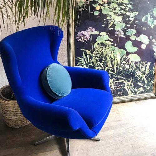 Blue Cobalt Color Interior Designs picture 3