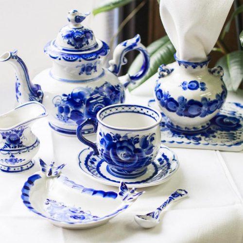 Ceramics Designs With Blue Cobalt Color picture 1