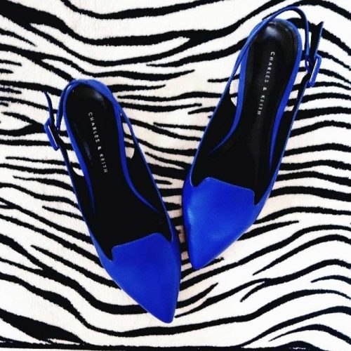 Cobalt Blue Flats Design #flats