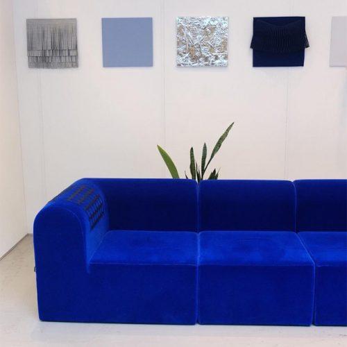 Blue Cobalt Color Interior Designs picture 1