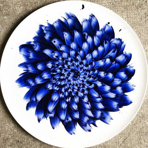 Ceramics Designs With Blue Cobalt Color picture 2