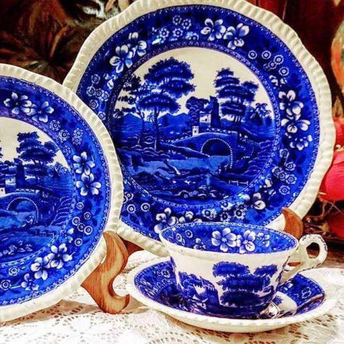 Ceramics Designs With Blue Cobalt Color picture 3