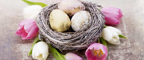 33 Modern Ideas To Decorate Easter Eggs