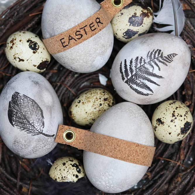 Hipster Black And White Eggs picture 2