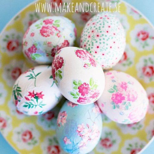 Pastel Floral Eggs picture 3