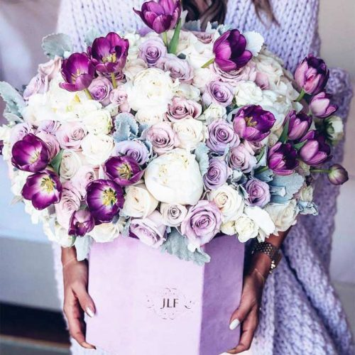 Lilac Color For Wedding Inspiration picture 1