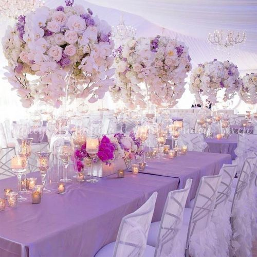Lilac Color For Wedding Inspiration picture 3