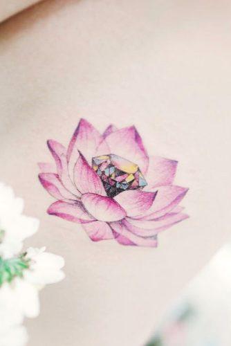 10 Best Lotus Flower Tattoo Ideas To Express Yourself Crazyforus