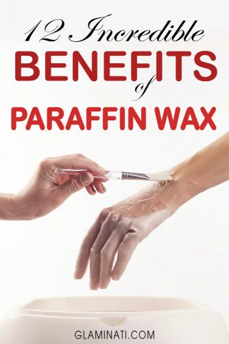 Paraffin Wax Benefits