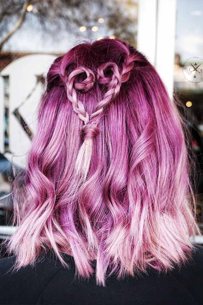 Cute Easy Hairstyles To Make Your Day Brighter Picture 5