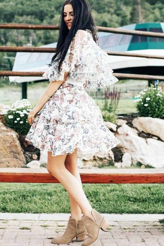 Flower Spring Dresses picture 6