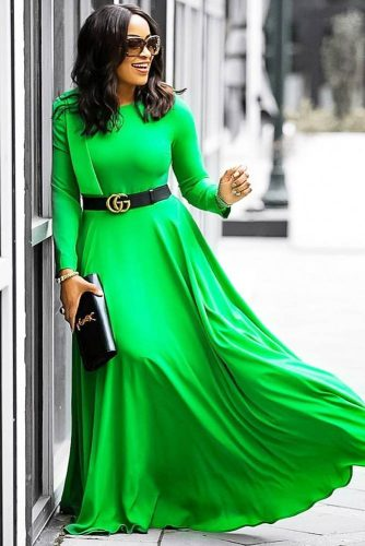 Spring Dresses In Bright Colors picture 1