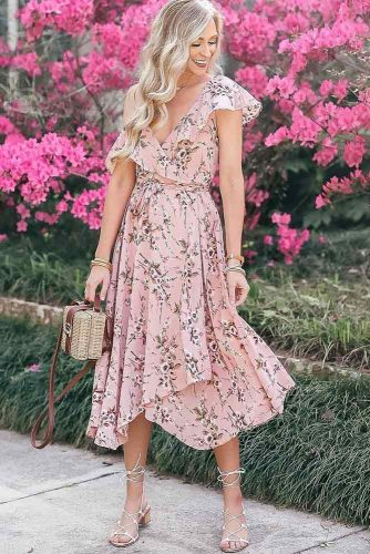 Flower Spring Dresses picture 1