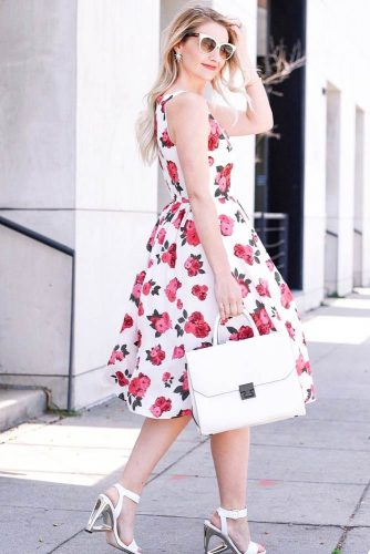Flower Spring Dresses picture 4