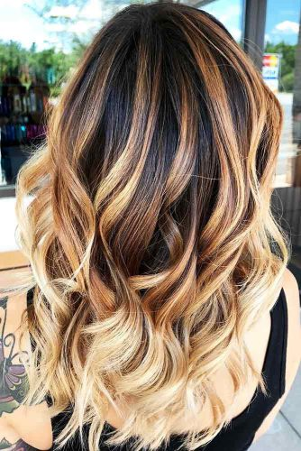Beautiful Balayage Hair Styles for Natural Colors Lovers Picture 3
