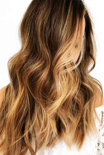 Beautiful Balayage Hair Styles for Natural Colors Lovers Picture 2