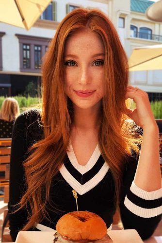 Ginger Hair Color for a Bright Look Picture 2