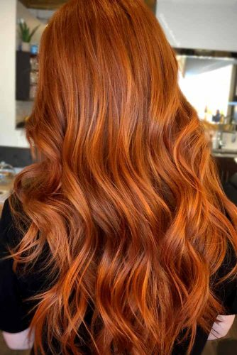 Ginger Hair Color for a Bright Look Picture 3
