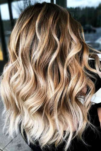 Beautiful Balayage Hair Styles for Natural Colors Lovers Picture 1