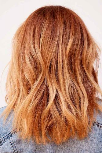 Soft Gold Blonde Shade to Make Your Hair Shine Picture 6