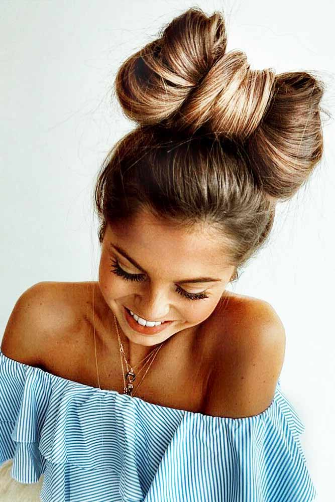 Romantic Updo Hairstyles to Complete Your Spring Look Picture 2