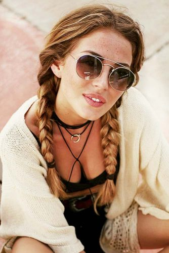 Braided Hairstyles For The Spring Season Picture 3