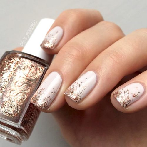 Delicate Shining For Season Nails picture 3