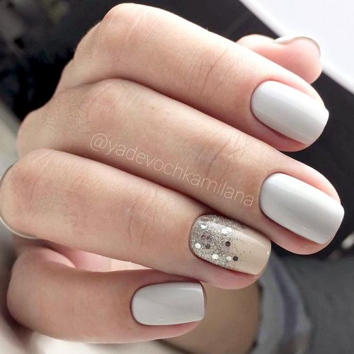 Delicate Shining For Season Nails picture 1