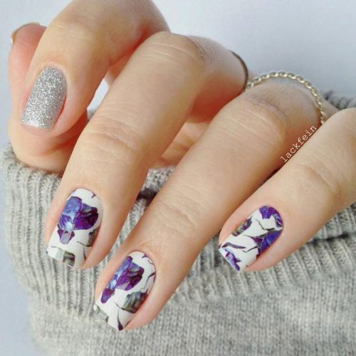 Floral Inspiration For Spring Nails picture 3