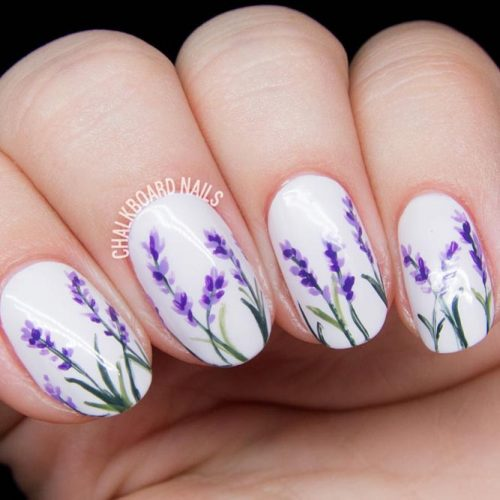Floral Inspiration For Spring Nails picture 2