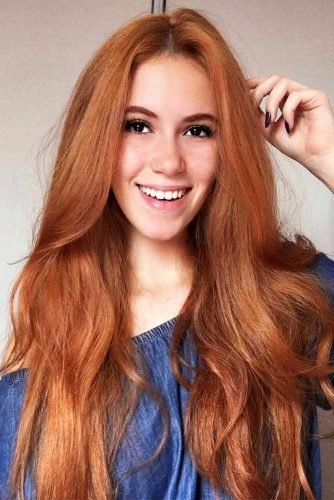 Strawberry Blonde Is A Secret You Really Want To Know Picture 1