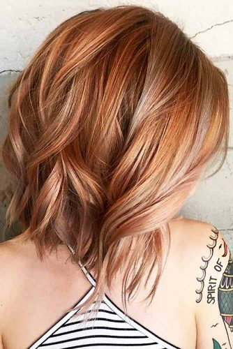 Strawberry Blonde For Those Who Are Bored With Ordinary Blonde Picture 1