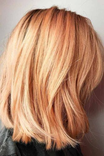 Strawberry Blonde For Those Who Are Bored With Ordinary Blonde Picture 3