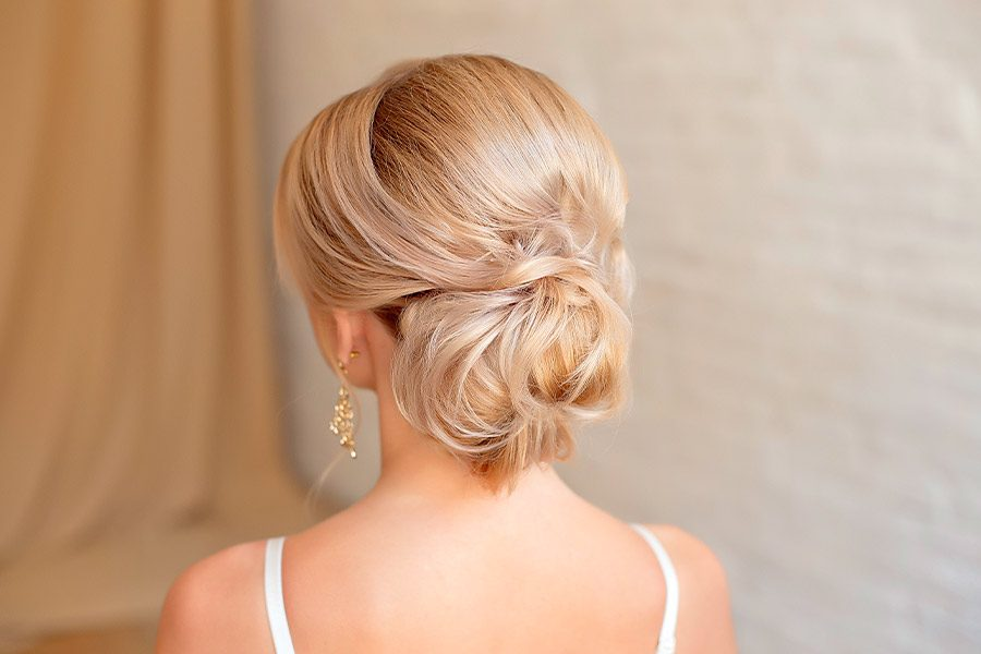 33 Chignon Hairstyles To Emphasize Your Femininity