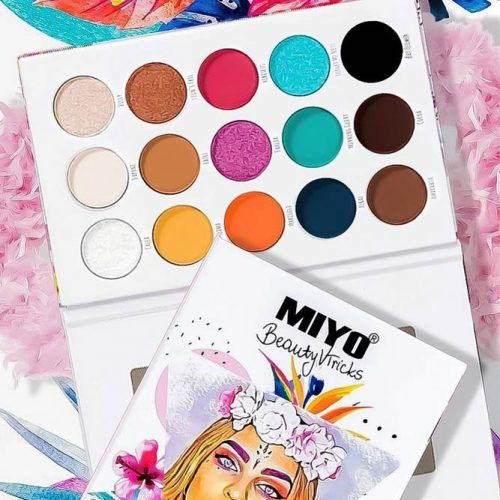 Miyo Popular Eyeshadow Palette #popularpalette