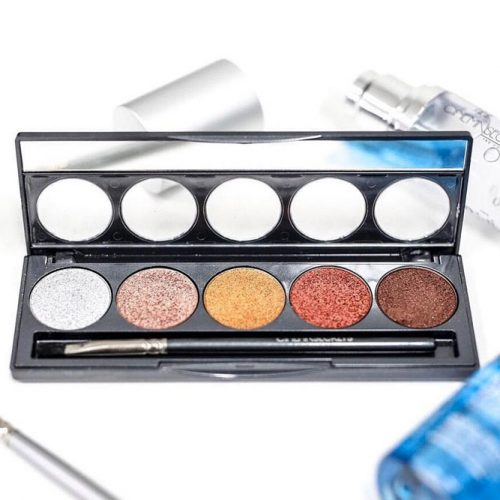 Cinema Secrets Ultimate Eye Shadow 5-in-1 Pro Palette picture 1