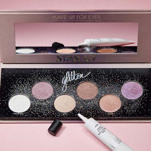 Makeup For Ever Starlit Glitter Palette picture 1