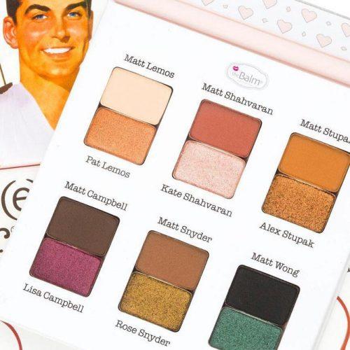TheBalm Meet Matte Shmaker Eyeshadow Palette picture 1