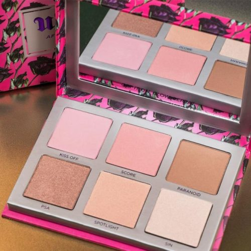 Urban Decay Sin Afterglow Palette picture 1