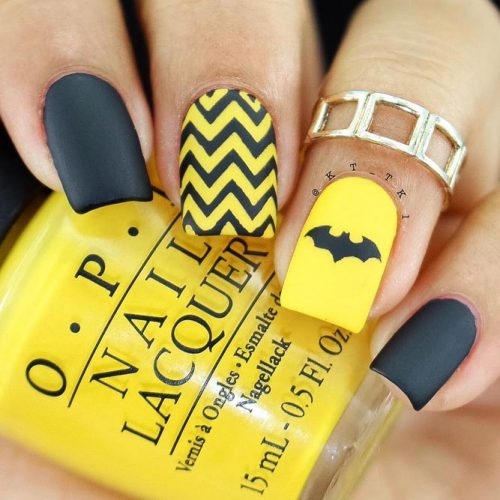 More Ideas For Your Chevron Nails Picture 3