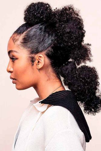 Beautiful Curly Hairstyles For Special Occasion Picture 4
